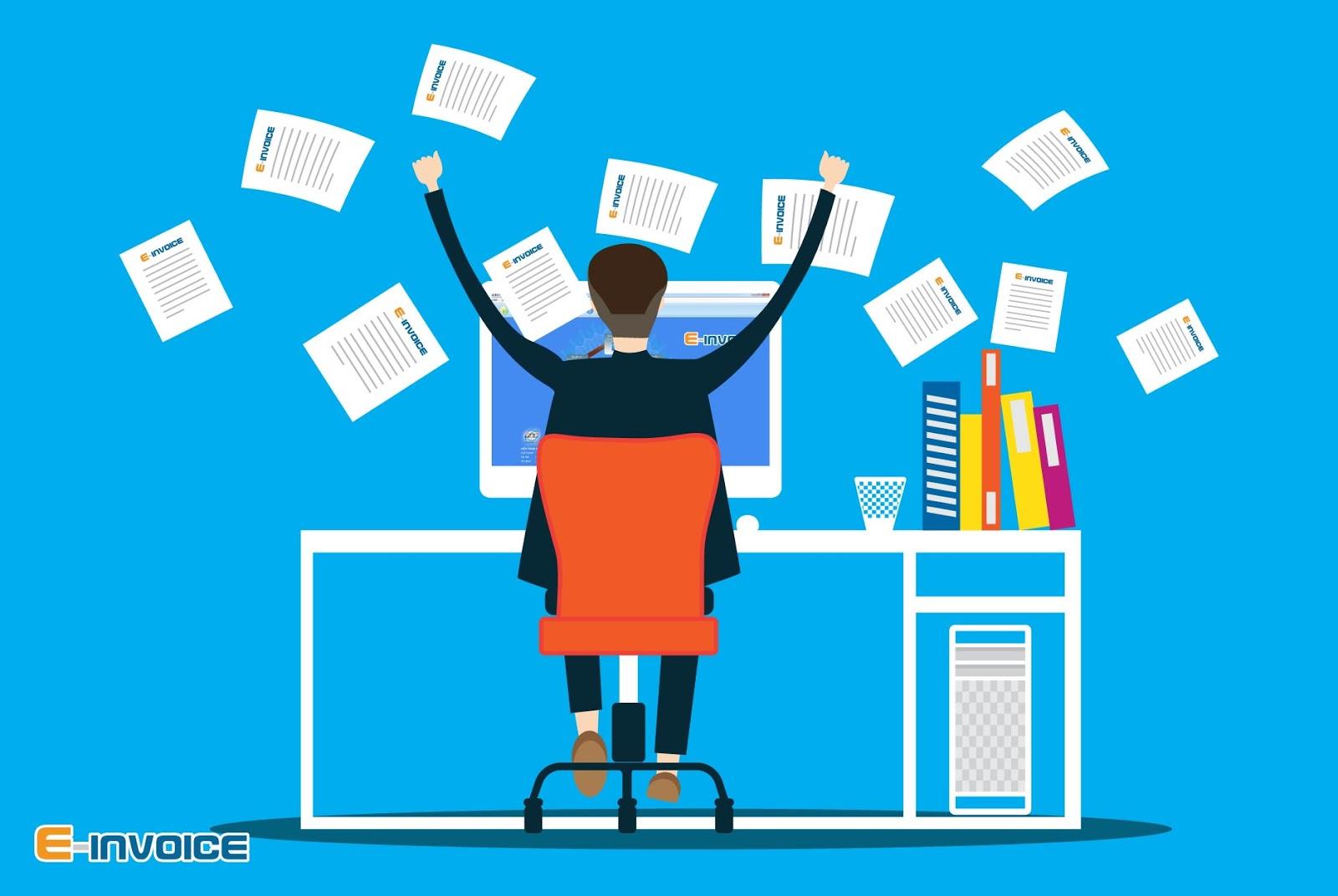 Doanh nghiệp cần tìm hiểu điều kiện sử dụng hóa đơn điện tử.
