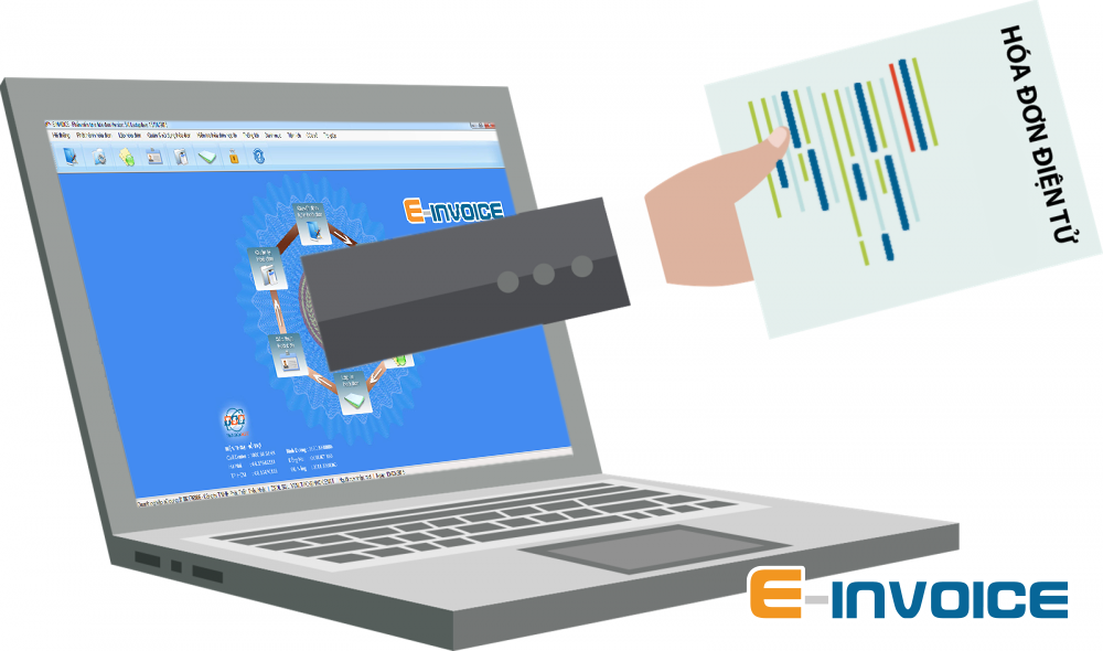 Doanh nghiệp sử dụng hóa đơn điện tử không có mã cần chuyển dữ liệu cho cơ quan Thuế.