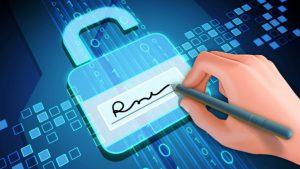 Sử dụng chữ ký số trên hóa đơn điện tử