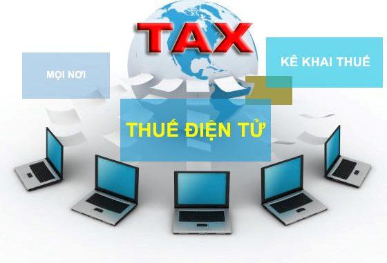 Hướng dẫn đăng ký nộp thuế điện tử