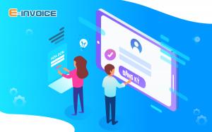Sử dụng app Einvoice để xuất hóa đơn điện tử ngay trên thiết bị di động
