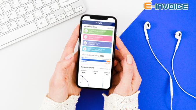 Ứng dụng hóa đơn điện tử Einvoice